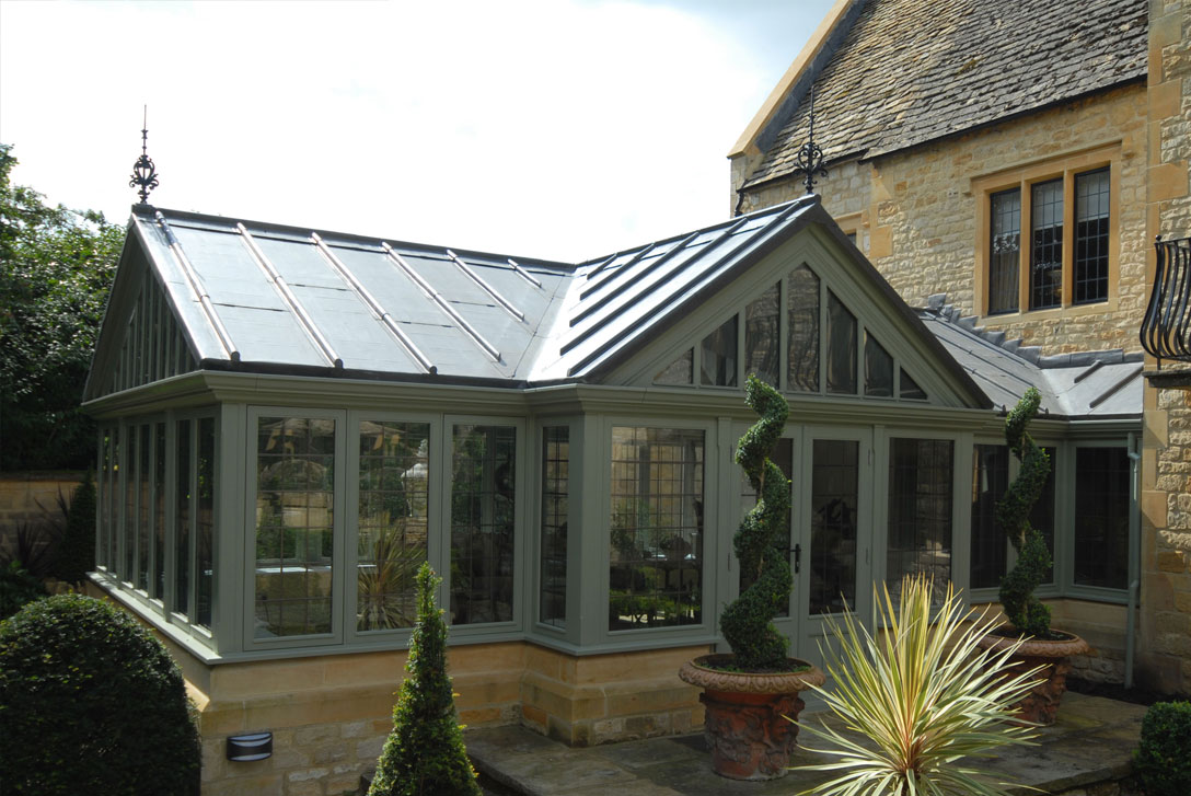 Heartwood Luxury Conservatories and Orangeries